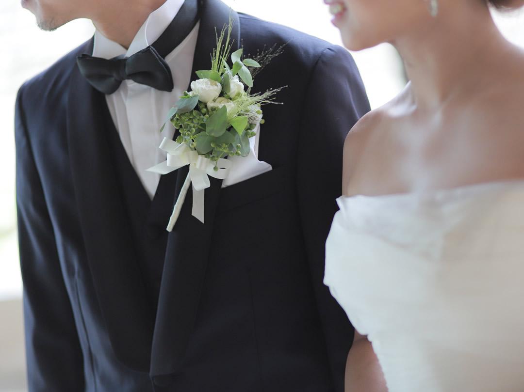 結婚式 当日